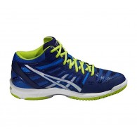 Asics Scarpe volley Uomo Gel beymond 4m Royal/lime Volley