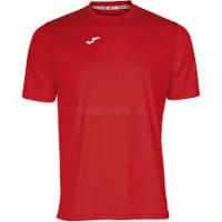 Joma T-shirt Uomo Combi Rosso Tennis