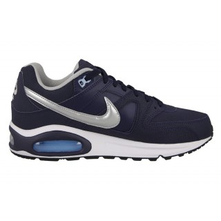 Nike Scarpe fashion Uomo Air max command Petrolio/silver Fashion