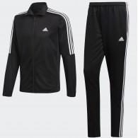 Adidas Tuta poliestere Uomo Tiro ts Nero/bianco Fashion