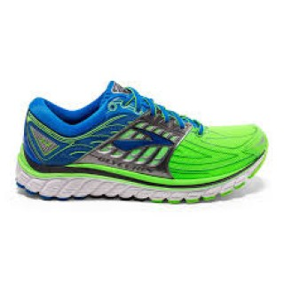 Brooks Scarpe running Uomo Glycerin 14 Lime/azzurro Running