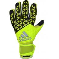 Adidas Guanti portiere Uomo Ace zones pro Giallo fluo/nero Calcio