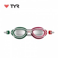 Tyr Occhialino Special ops ita Bianco Nuoto
