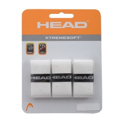 Head Overgrip Xtremesoft Bianco Tennis
