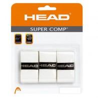 Head Overgrip Supercomp Bianco Tennis
