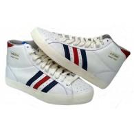 Adidas Scarpe fashion Uomo Basket profi lea Bianco/blu/rosso Outlet