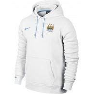 Nike Manchester city Felpa cappuccio Uomo
