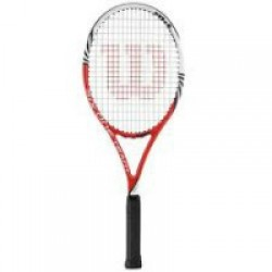 Wilson Racchette Uomo Nsix-one team Rosso/bianco/nero Tennis