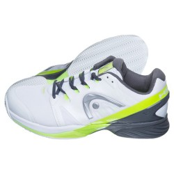 Head Scarpe tennis Uomo Nitro pro clay Bianco/lime/antracite Tennis