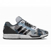 Adidas Scarpe fashion Camuflage Uomo Zx flux decon Aviazione Outlet
