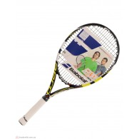 Babolat Racchette Bambino Aero pro drive 25gt jr Giallo/nero/bianco Tennis