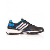 Adidas Scarpe tennis Uomo Barricade team 3 Blu/turchese/argento Tennis