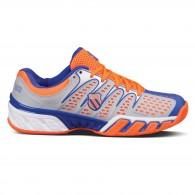K-swiss Scarpe tennis Uomo Bigshot ii Azzurro/arancio/grigio Outlet