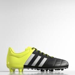 Adidas Scarpe calcio Bambino Ace 15.3 fg/ag j l Nero/giallo/bianco Calcio
