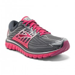 Brooks Scarpe running Donna Glycerin 14 Antracite/fucsia Running