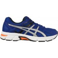 Asics Scarpe jogging Uomo Gel essent 2 Blu/silver/nero Running