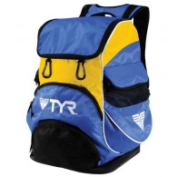 Tyr Zaino Uomo Alliance team Royal/giallo Nuoto