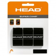 Head Overgrip Supercomp Nero Tennis