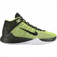 Nike Scarpe basket Bambino Zoom ascention gs Lime/nero Basket