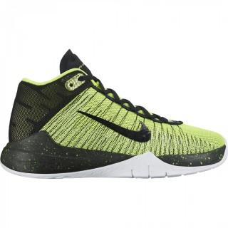 8b8dbf4d6a20e Nike Scarpe basket Bambino Zoom ascention gs Lime nero Basket
