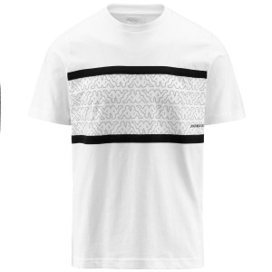 Kappa Logo crazit T-shirt Uomo