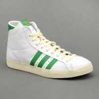 Adidas Scarpe fashion Uomo Basket profi lea Bianco/verde Outlet