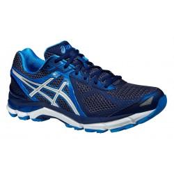 Asics Scarpe running Uomo Gt 2000 3 Blu/azzurro/bianco Running