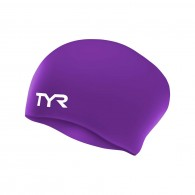 Tyr Cuffia Donna Long hair Viola Nuoto