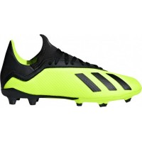 Adidas X 18.3 fg j Scarpe calcio Bambino