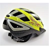 Briko Casco Uomo Yuma bike helmet Giallo/grigio Multisport