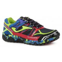 Joma Scarpe running trail Uomo Tk.sierra Nero/rosso/lime Running