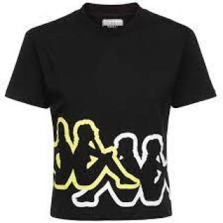Kappa Logo chem T-shirt Donna