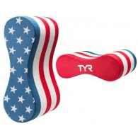 Tyr Pull buoys Uomo Pull float usa Blu/bianco/rosso Nuoto