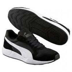 Puma Scarpe jogging Uomo St runners plus Nero/bianco Fashion