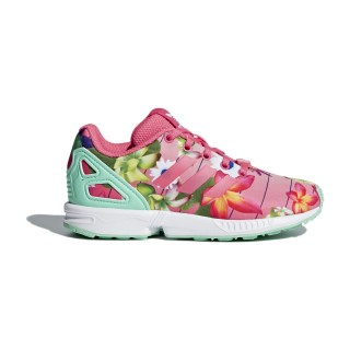 Adidas Scarpe fashion Fantasia Bambina Zx flux c Multicolor Fashion