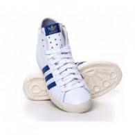 Adidas Scarpe fashion Uomo Basket prof Bianco/azzurro Outlet