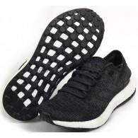 Adidas Scarpe running Uomo Pure boost Nero melange Running
