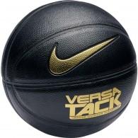 Nike Palloni basket Uomo Nk versa tack 7 Nero/oro Basket