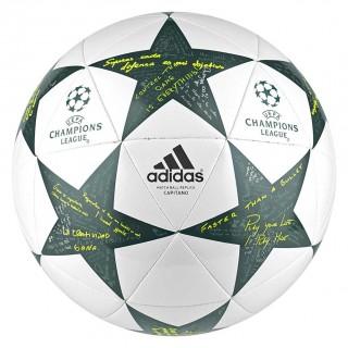 Adidas Palloni calcio Uomo Finale16 cap Bianco/verdone/lime Calcio