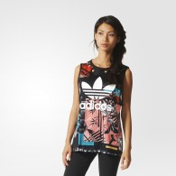 Adidas Canotta Donna Soccer tank top Multicolor Fashion