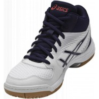 Asics Scarpe volley Donna Gel task mt Bianco/blu Volley