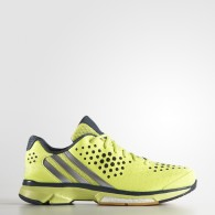 Adidas Scarpe volley Donna Response boost Giallo Volley
