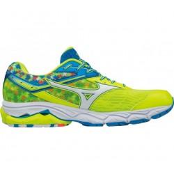 Mizuno Scarpe running Donna Wave ultima 9 amsterdam wos Giallo/multicolor Running