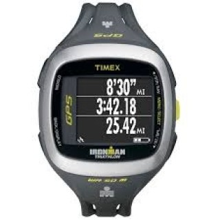 Timex Satellitare Uomo Run trainer+hrm Antracite/lime Tecnologie