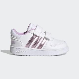 Adidas Hoops 2.0 cmf Scarpe fashion Bambina