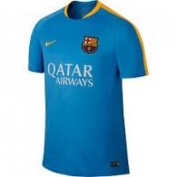 Nike Maglia m/c Uomo Fc barcelona flash Azzurro Calcio