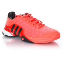 Adidas Scarpe tennis Uomo Barricade boost 2015 Arancio Tennis