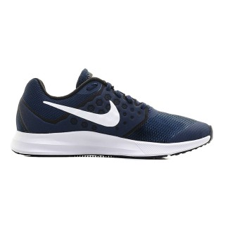 Nike Scarpe fashion Bambino Downshifter 7 (gs) Blu/bianco Fashion