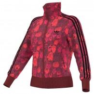 Adidas Jacket Fantasia Donna Firebird tt Rosso Fashion