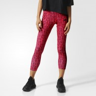 Adidas Leggings Pitonato Donna Soccer leggings Multicolor Fashion